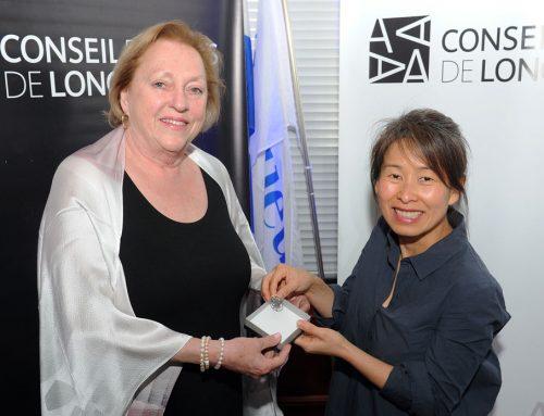 Kim Thúy, nommée Ambassadrice des arts par le Conseil des arts de Longueuil