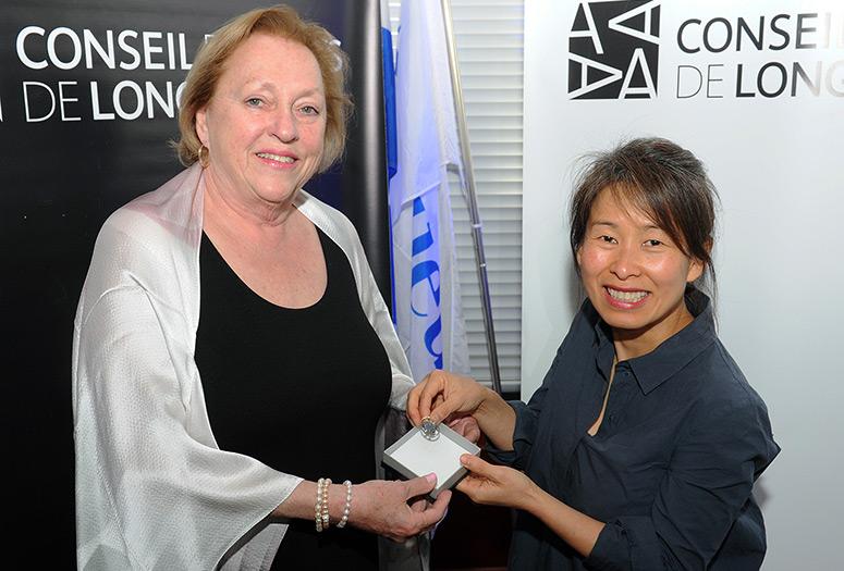 Kim Thúy, ambassadrice des arts 2017-2018